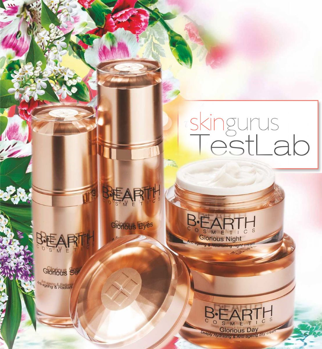 BEARTH COSMETICS