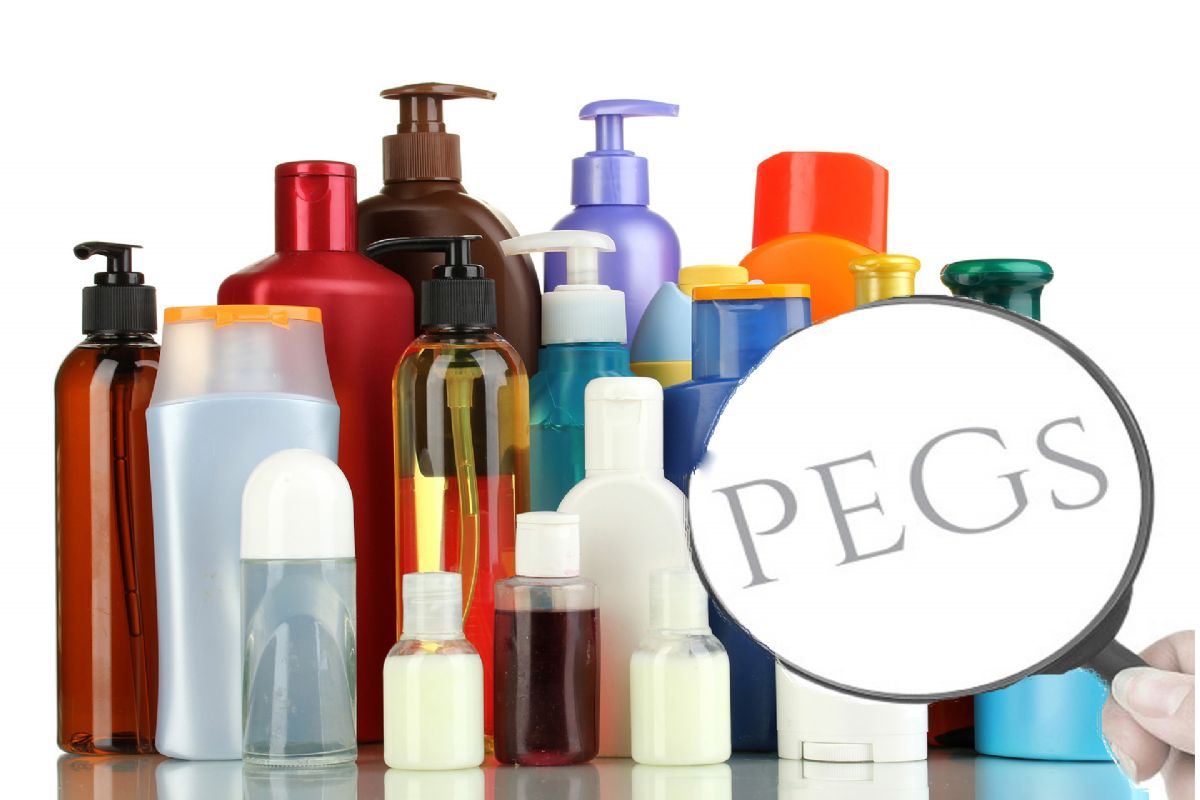 PEGs in cosmetics